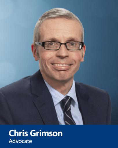 Chris Grimson - Advocate