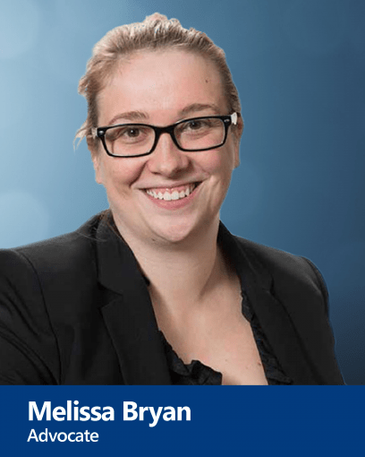 Melissa Bryan - Advocate