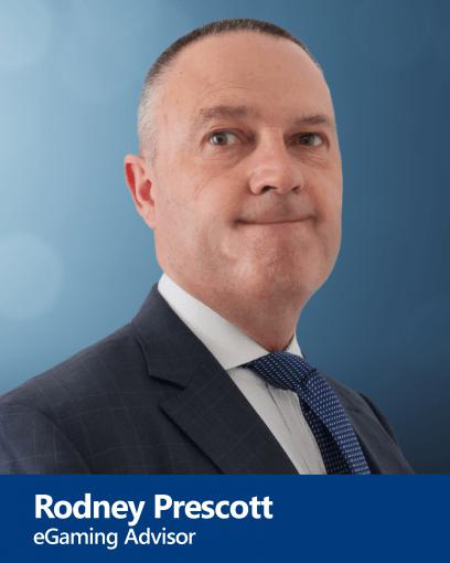 Rodney Prescott - eGaming Advisor
