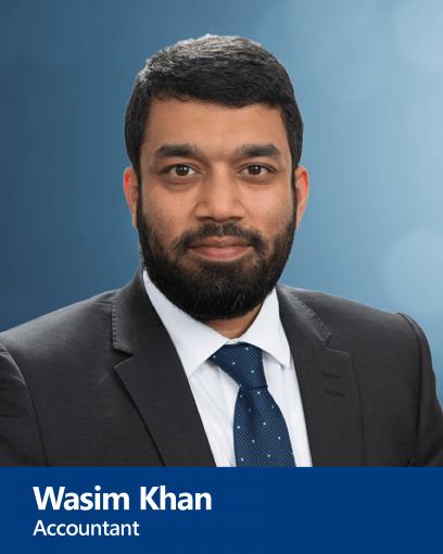 Wasim Khan - Accountant